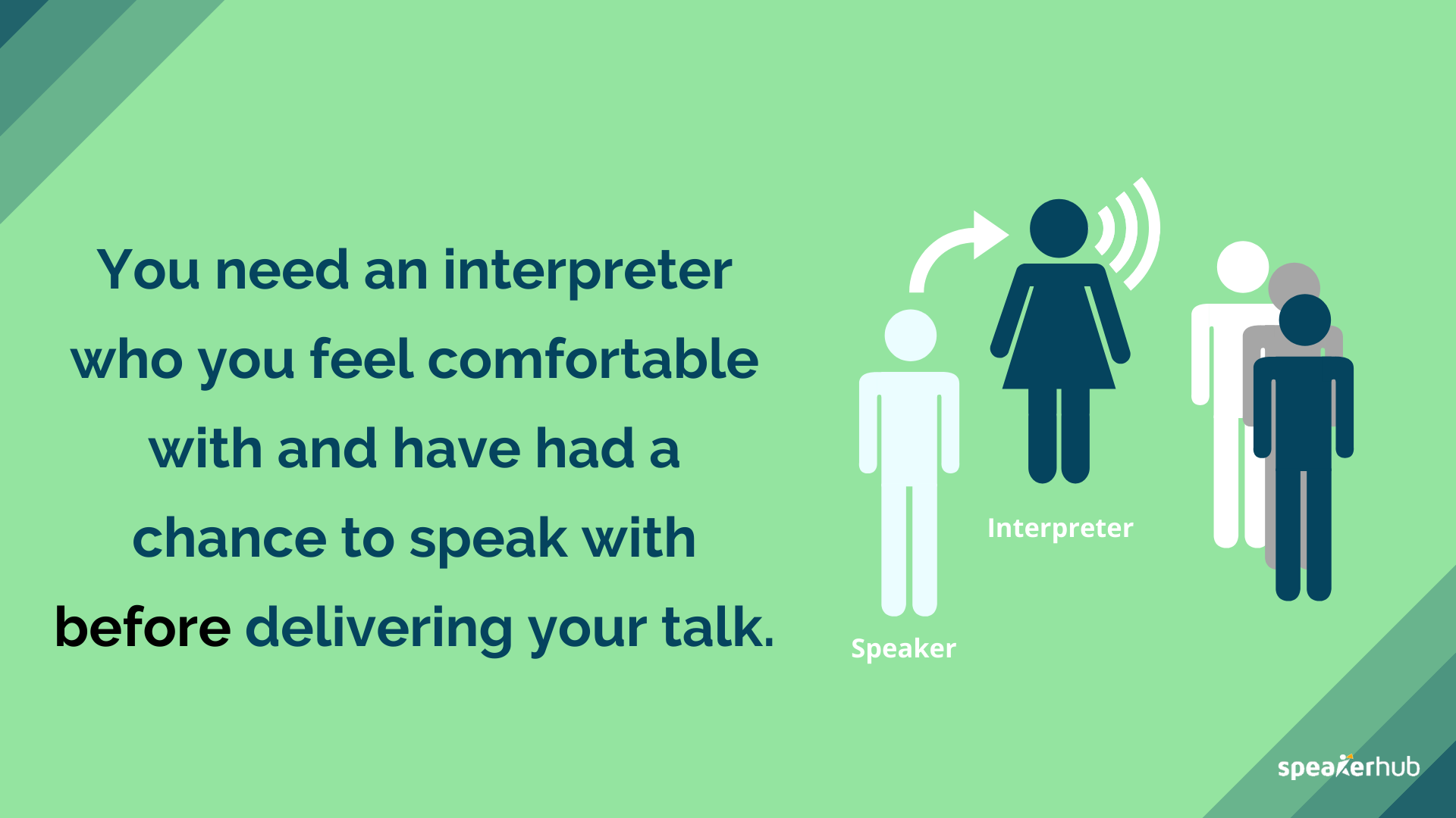 Top 5 tips for working with an interpreter | SpeakerHub