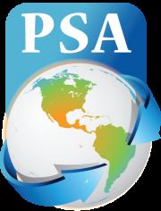 Logo of Public Speakers' Association agency