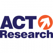 Logo of ACT Research agency