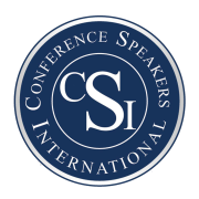 Logo of Conference Speakers International agency
