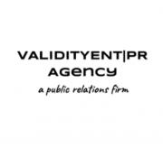 Logo of VALIDITYENT PR Agency agency