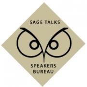 Logo of Sage Talks agency