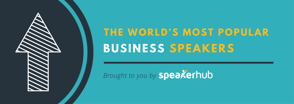 The world's top 50 most popular business speakers