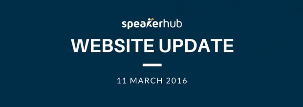 Website Update No.2