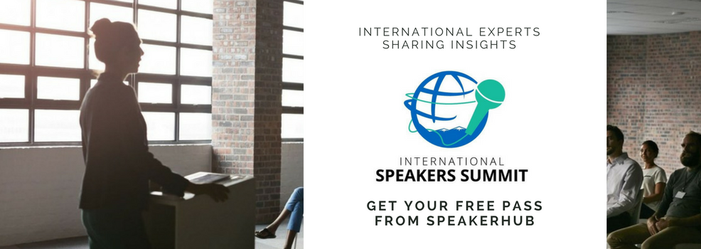 Free pass for the  International Speakers Summit 2018