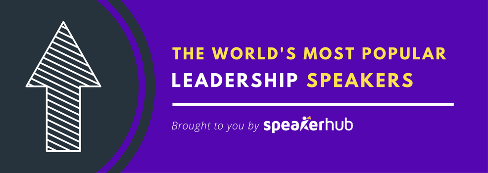 The world's top 50 most popular leadership speakers