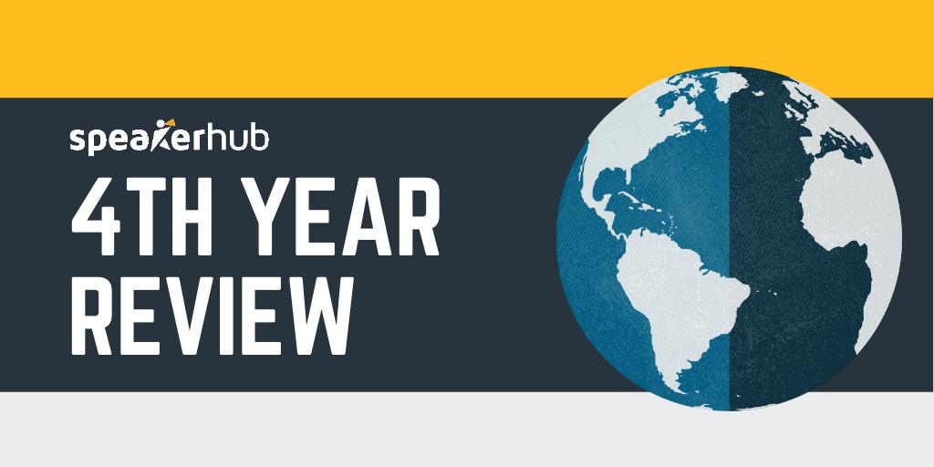 SpeakerHub in Review 2020