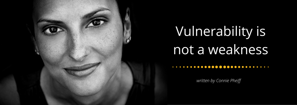 Blog Article by SpeakerHub: Vulnerability Is Not A Weakness