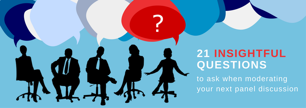 21 insightful questions to ask when moderating your next