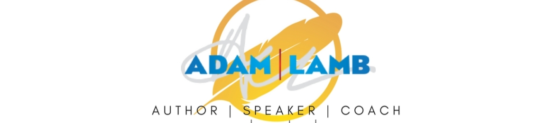Adam Lamb's cover banner