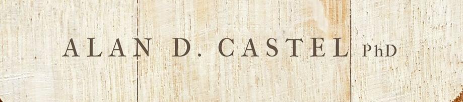 Alan Castel's cover banner