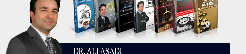 Dr. Ali Asadi's cover banner