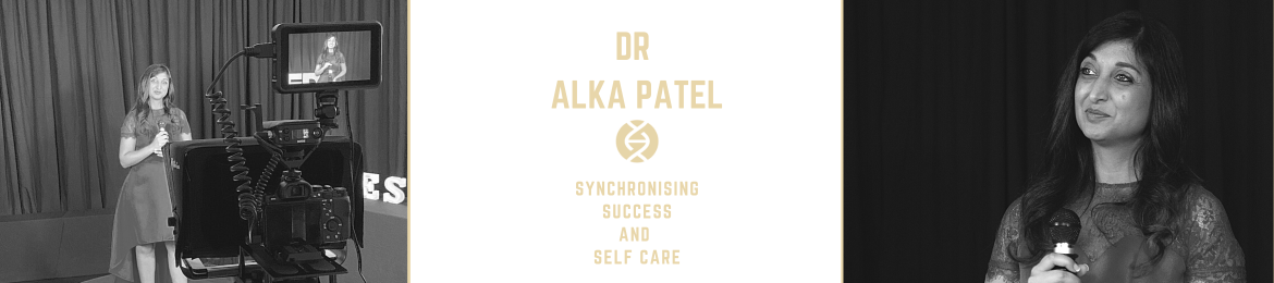 Alka Patel's cover banner