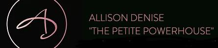 Allison Denise's cover banner
