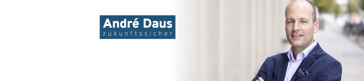 André Daus's cover banner