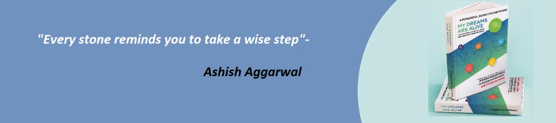 Ashish Aggarwal's cover banner