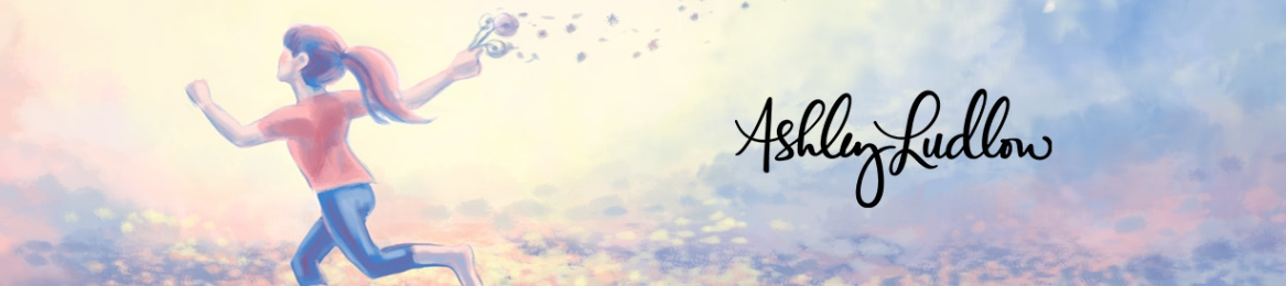 Ashley Ludlow's cover banner