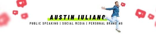 Austin Iuliano's cover banner