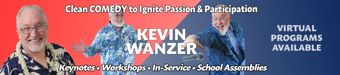 C. Kevin Wanzer's cover banner