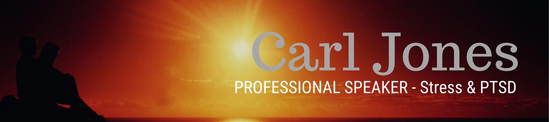 Carl Jones's cover banner