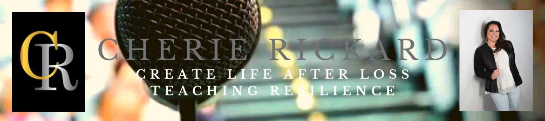 Cherie Rickard 's cover banner