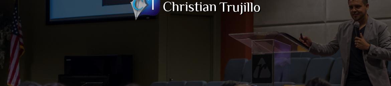 Christian Trujillo's cover banner