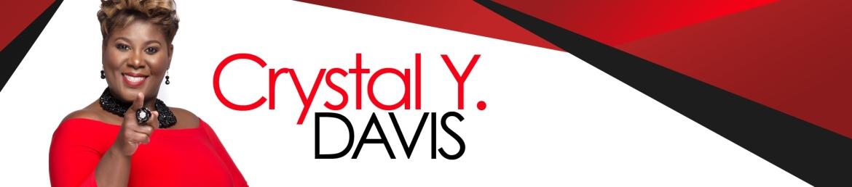 Crystal Davis's cover banner
