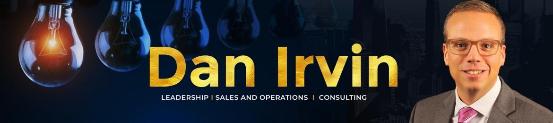 Dan Irvin's cover banner