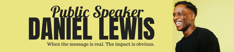 Daniel Lewis's cover banner