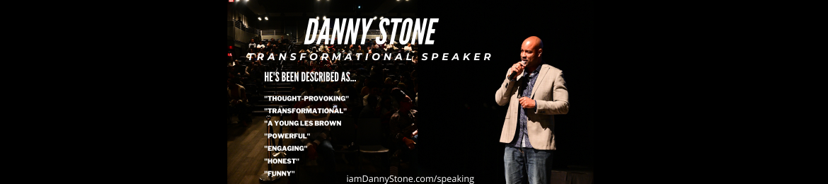 Danny Stone's cover banner