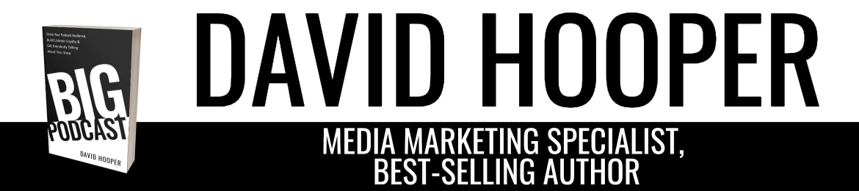 David Hooper's cover banner