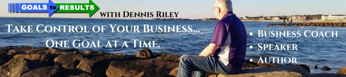 Dennis Riley's cover banner