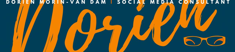 Dorien Morin-van Dam's cover banner