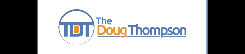 Doug Thompson's cover banner
