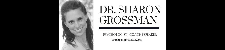 Dr. Sharon Grossman's cover banner