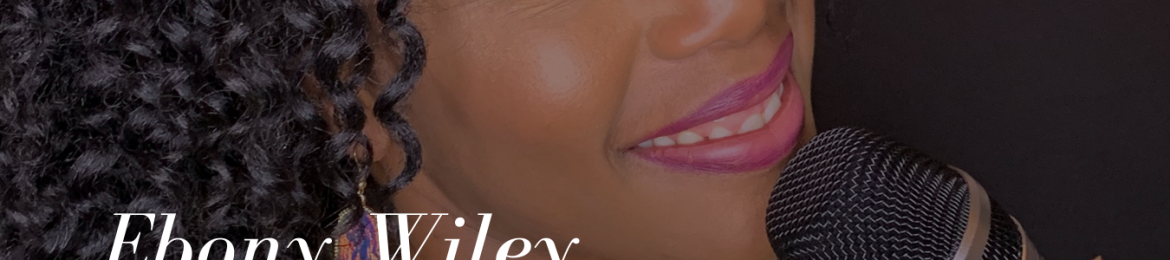 Ebony Wiley's cover banner