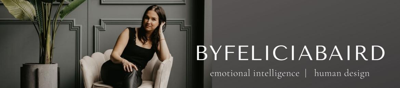 Felicia Baird's cover banner