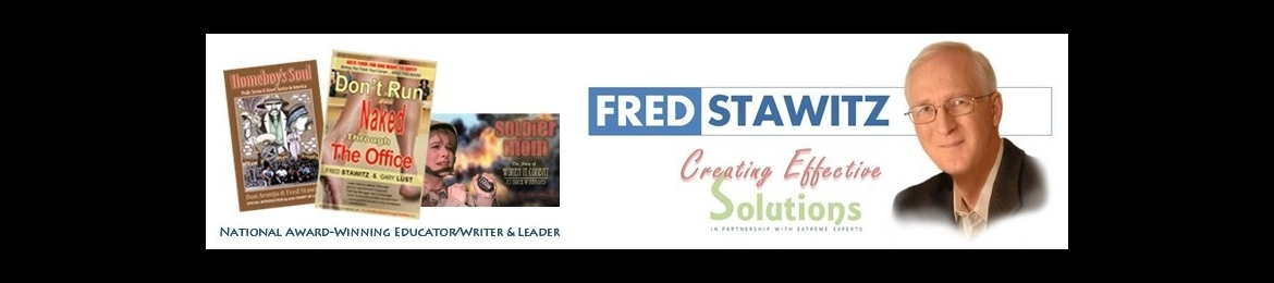 Fred Stawitz's cover banner