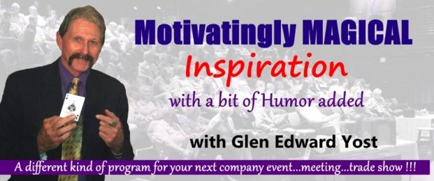 Glenn Edward Yost's cover banner