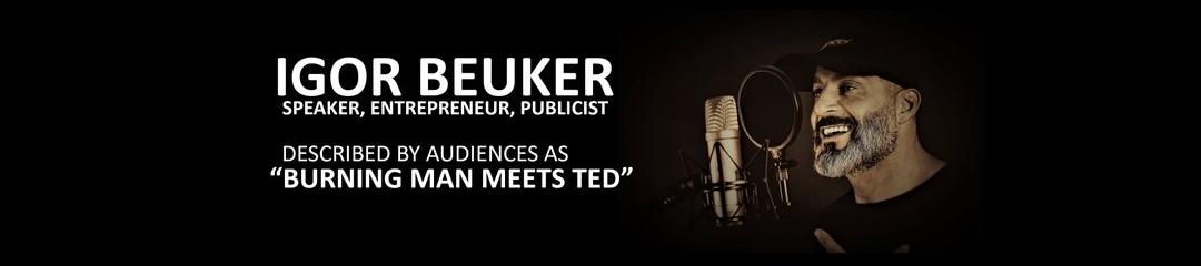 Igor Beuker's cover banner