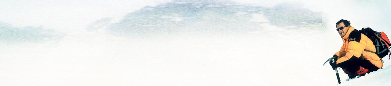 Joe Simpson's cover banner