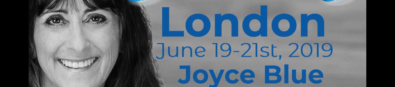 Joyce Blue's cover banner