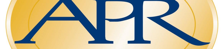 Karen Naumann, APR's cover banner