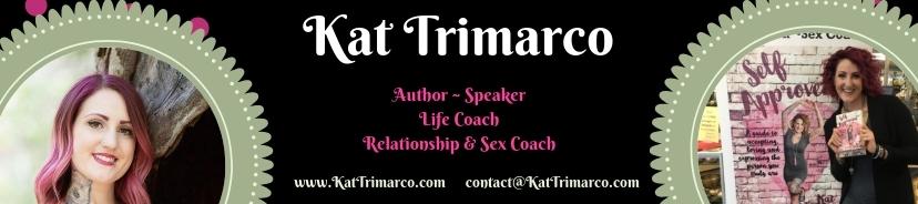 Kat Trimarco's cover banner
