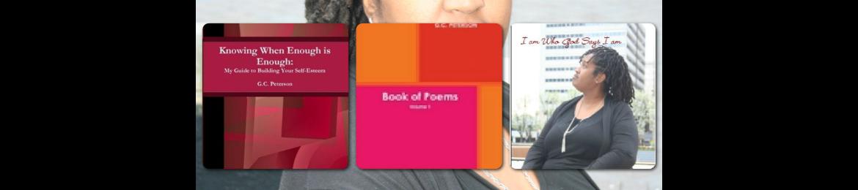 Kiesha Peterson's cover banner