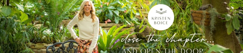 Kristen Boice's cover banner