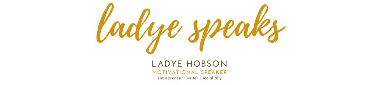 Ladye Hobson's cover banner