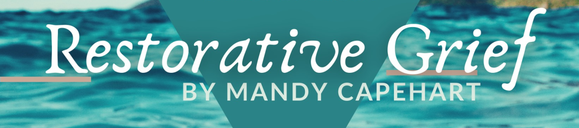 Mandy Capehart's cover banner