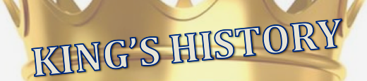 Martin King's cover banner