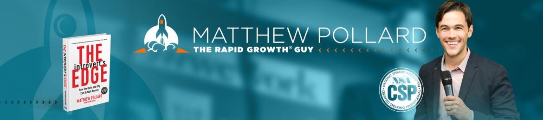 Matthew Pollard's cover banner